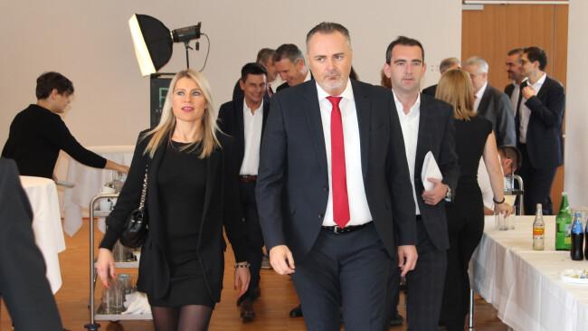 Teams mit Überraschungen: Doskozil-Verlobte Jurtschak wird Referentin