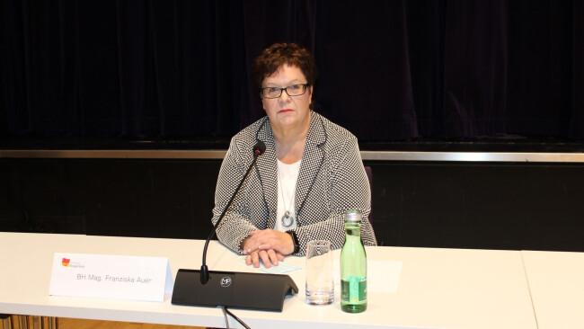 """Cb-U-Ausschuss - Elisabeth Pucher: """"Die Bank war tabu"""""""