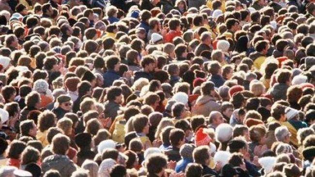 Menschen Bevölkerung Statistik Einwohner