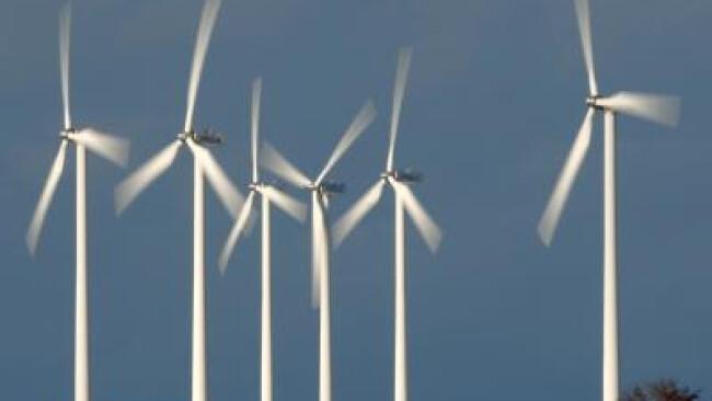 Saubere Windkraft