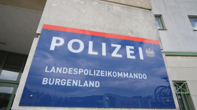 Landespolizeidirektion Eisenstadt LPD Polizei Direktion Burgenland Exekutive Kriminalität