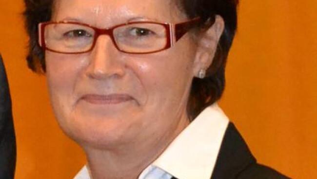 Güssing Vizebürgermeisterin Helga Maikisch ÖVP