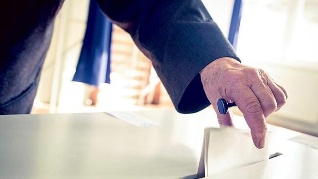 Wahl Wahlen wählen