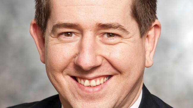 Lockenhaus Bürgermeister Christian Vlasich