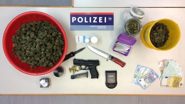 Suchtmittelhändler festgenommen