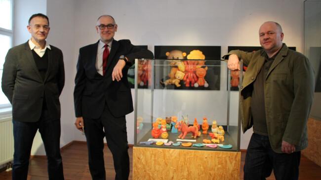 Schloss Lackenbach Museum Eröffnung Sonderausstellung 2016 Symbolbild Sechs Prozent mehr Besucher