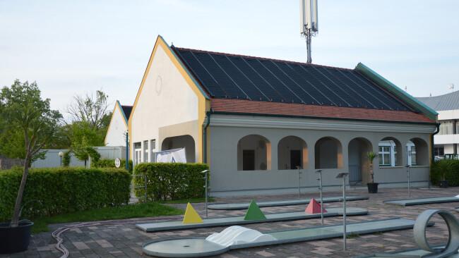 Seerestaurant Mörbisch Umbau für 800.000