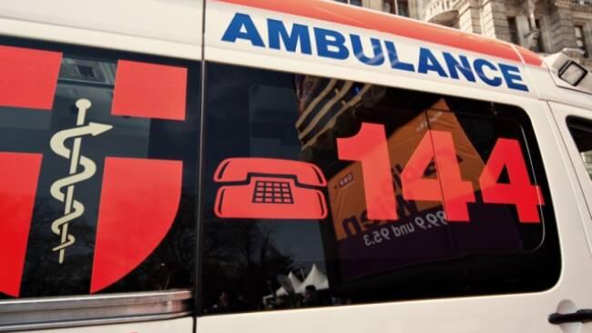 Die Verletzten wurden in ein Spital gebracht
