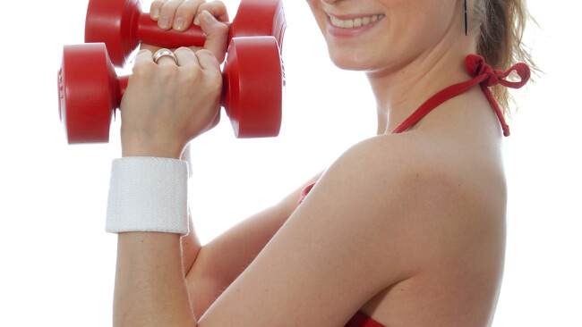 Sport Fitness Gesundheit Symbolbild