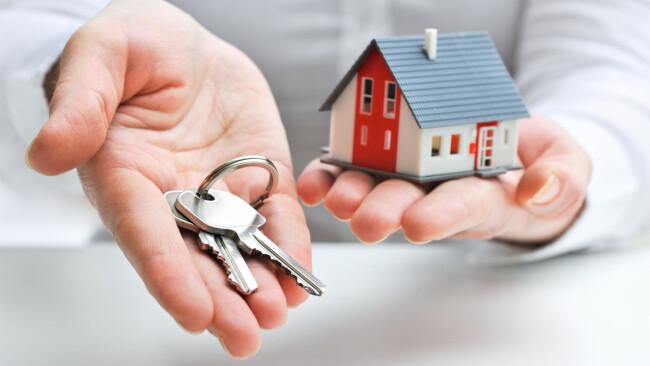 Rechtstipp Haus Schlüssel Symbolbild Hauskauf Kauf Immobilie