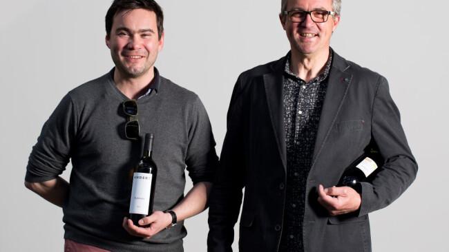 Erich und Michael Andert