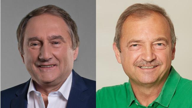 Werner Friedl undWerner Falb-Meixner