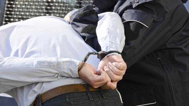 Festnahme Symbolbild