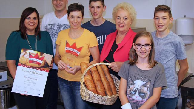 Auszeichnung Brot