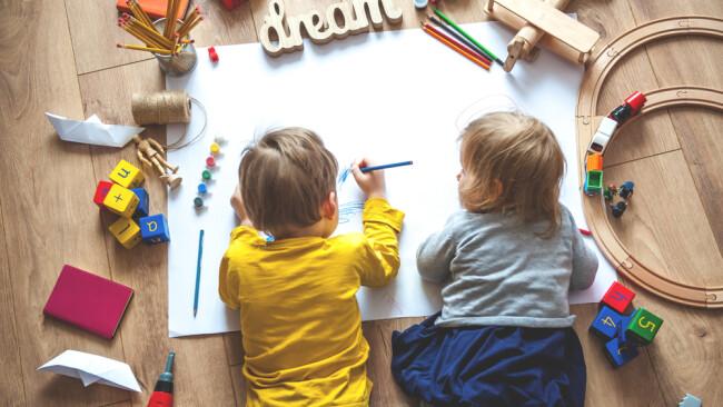 Kindergarten Kinderkrippe