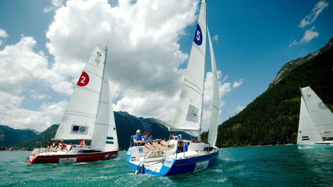 Neusiedl am See 30 Tage bis zum Surf Worldcup