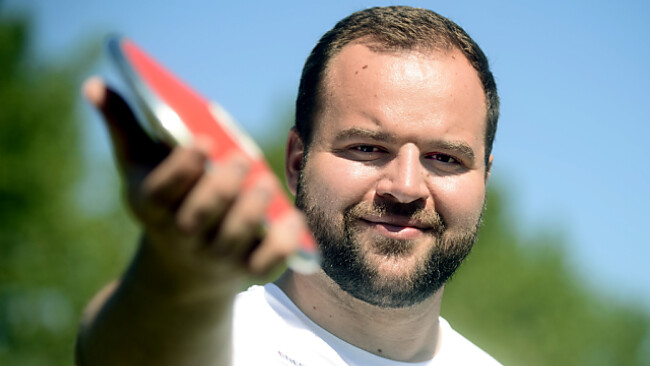 Diskus-Weltklassemann Lukas Weißhaidinger