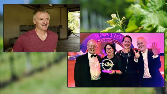 Illmitz Gols Bezirk Neusiedl Weinbau Fünf Sterne und ein Winzer des Jahres