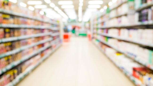 Supermarkt Symbolbild