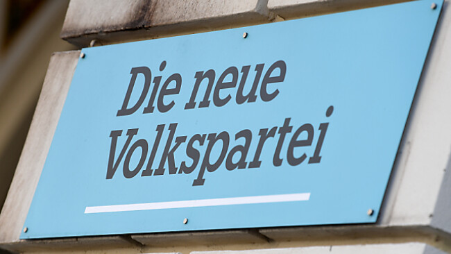 Die ÖVP liegt weiter an der Spitze