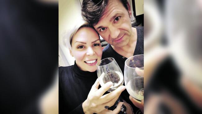 Tina Welleditsch und Wolfgang Glöckl