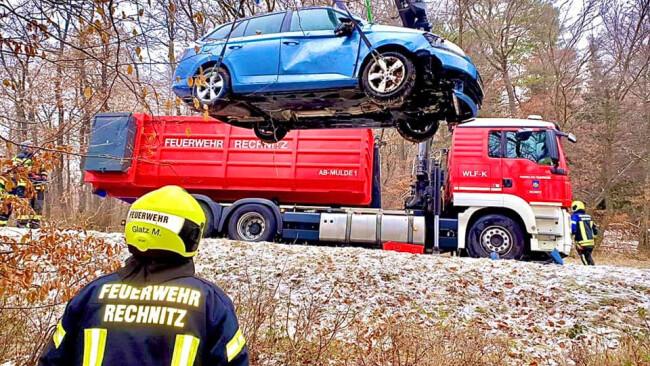 Rechnitz Fahrzeugbergung