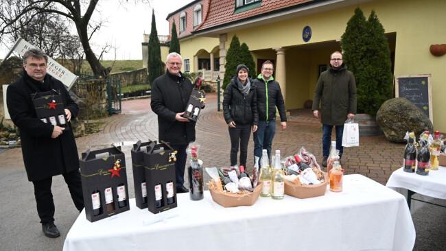 Kleinhöflein Weinverkauf