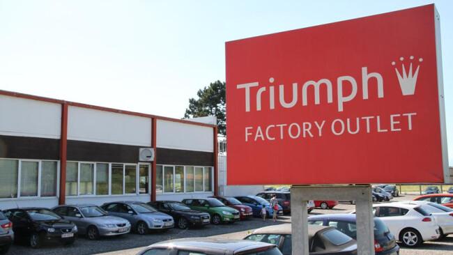 Triumph Oberwart