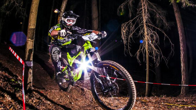 Nightrace-Party Olbendorf Downhill Bezirk Güssing BDGA