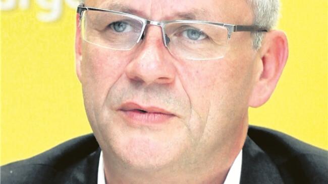 Thomas Steiner ÖVP Obmann Eisenstadt Bürgermeister Burgenland Symbolbild