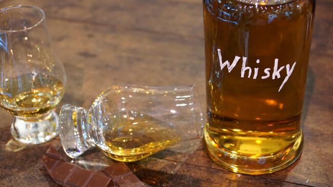 Whisky Symbolbild