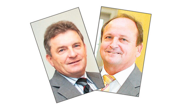 Pama/Tadten | Wetzelhofer und Maar legen Amt vor Wahl zurück