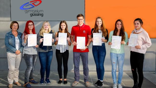 FCE - First Certificate in English Gymnasium Güssing