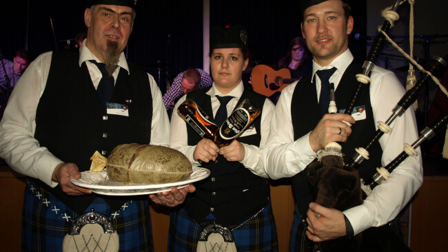 Caledonian Pipes&Drums Steinbrunn