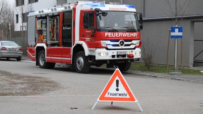 Feuerwehr Eisenstadt Symbolbild