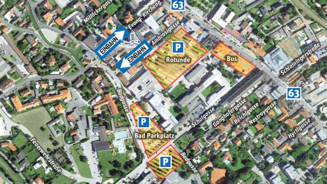Busbahnhof Oberwart