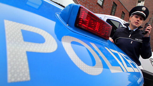 Ein Verdächtiger wurde verhaftet