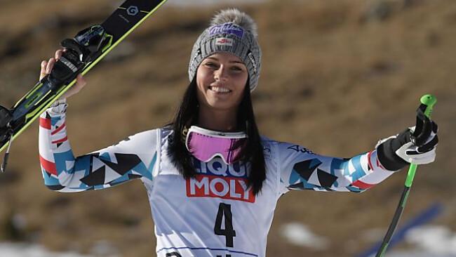 Die genesene Anna Veith führt das ÖSV-Damen-Team in die WM