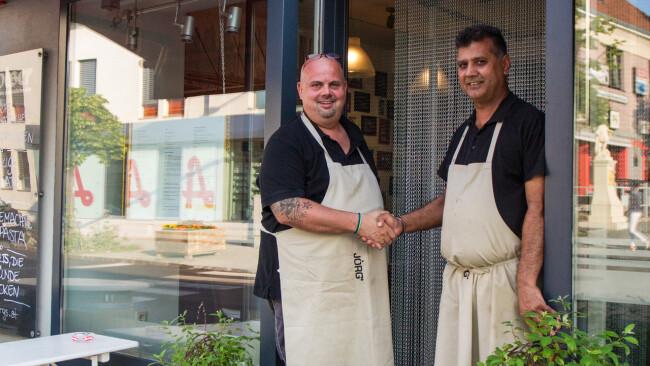 Jörg Gebauer Gastro Neusiedl am See Jörg verkauft sein Lokal Neuer Chef für Jörg's Restaurant