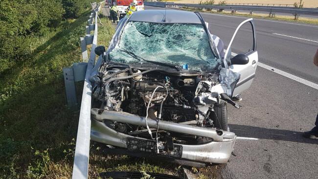 Unfall Neufeld
