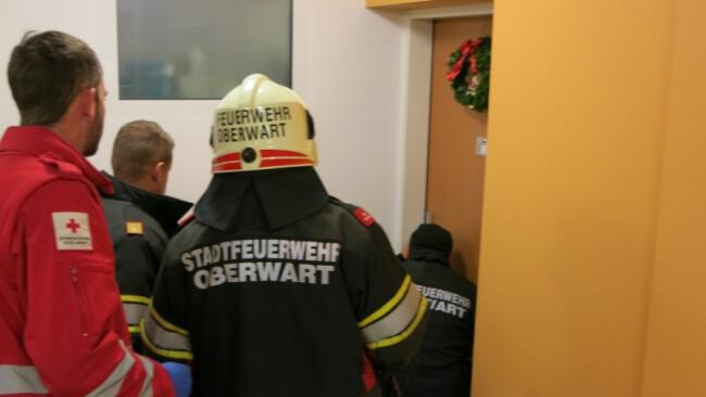 Türöffnung in Oberwart