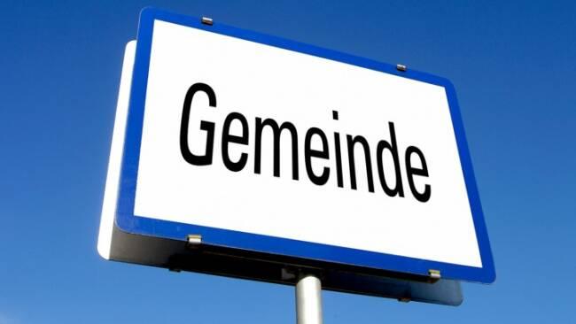 Symbolbild Gemeinde Ortstafel