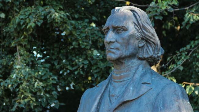 Franz Liszt Symbolbild NUR FÜR REDAKTIONELLE VERWENDUNG