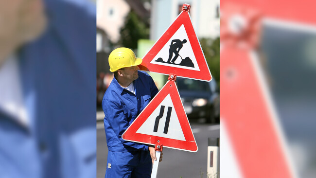 Bauarbeiten in Müllendorf - A3-Auffahrt für Wochen gesperrt