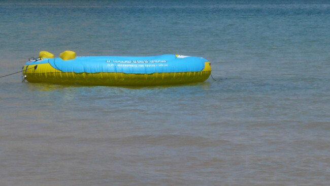 Schlauchboot Symbolbild