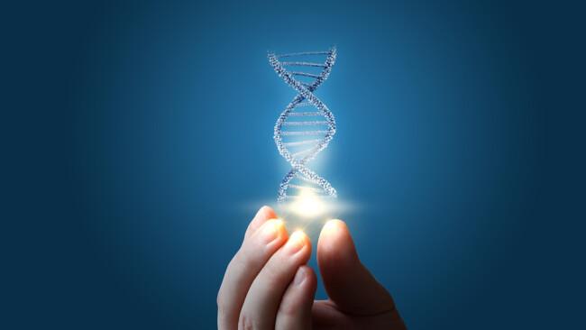 DNA Symbolbild