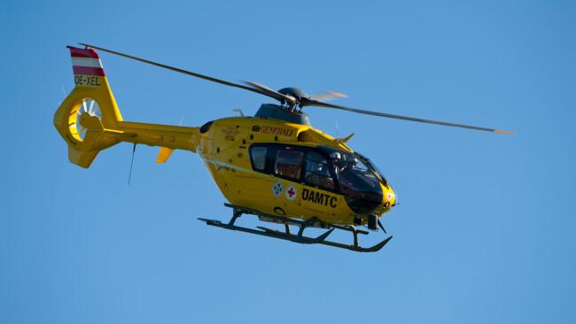 rettung hubschrauber helikopter symbolbild rettungshubschrauber