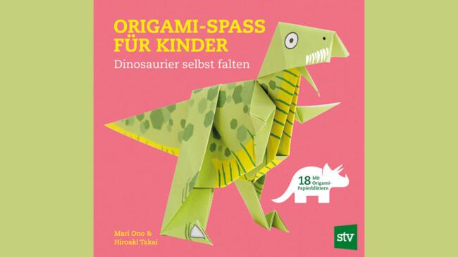 Origami - Spass für Kinder_Cover