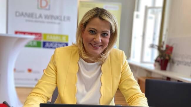 Bildungs-Landesrätin Daniela Winkler
