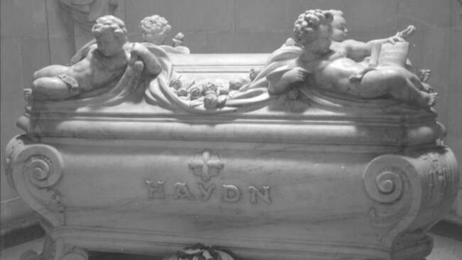 Eisenstadt einst und heute Teil 28: Haydns Köpfe